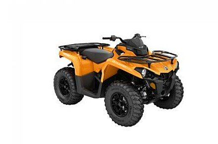 2018 Can-Am Outlander 450 for sale 200600200